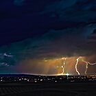 lightning out by Terrell Bird