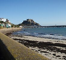 Gorey Castle by Pigglepum