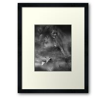 No Escape Framed Print