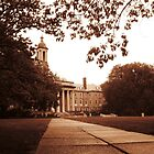 Old Main, PSU by aleininger