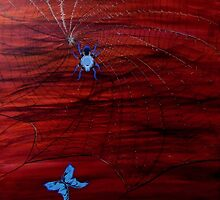 Spider Web by Christina Ritchie