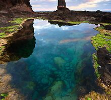 Pulpit Pool by Jared Revell
