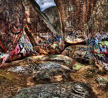 Sisters Rocks by Scott Carr