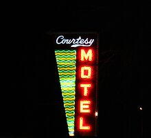 Courtesy Motel by Lisa Milam