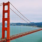 Golden Gate Bridge (San Francisco) by Anusheel Verma