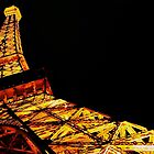 Eiffel Tower (Las Vegas) by Anusheel Verma