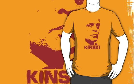 KINSKI - Red by Jarrod Knight