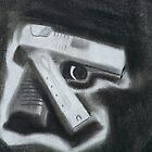 Paper Pistol by pleasedisperse