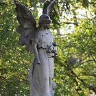 Graveyard statue # 10 by pleasedisperse