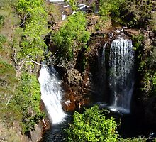 Florence Falls, Litchfield National Park by Julia Harwood