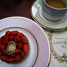 Afternoon Tea at Laudre by Marcia Luly