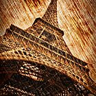 Paris - The Eiffel Tower by jean-louis bouzou