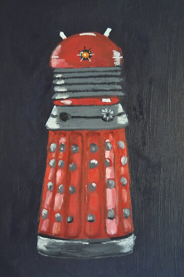 Darlek by Julie Lunan
