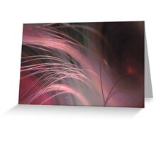 RAYS OF HOPE BREAST CANCER AWARENESS MONTH Greeting Card