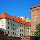 Wawel Castle by Dfilyagin