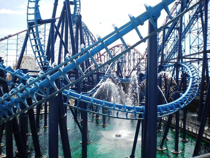 beach roller coaster - photo #23