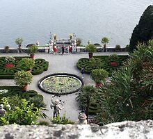 Isola Bella - Gardens - Lake Maggiore by sstarlightss