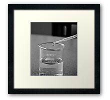 Beaker 1 Framed Print
