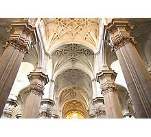 Granada Cathedral Photographic Print