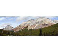 Forests of Rockies Photographic Print
