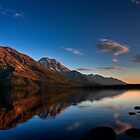 Jenny Lake by grahamsz