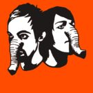 Death From Above 1979 - Head's Up Elelphant Head's by capncrunch311