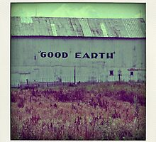 good earth by © Jolie  Buchanan