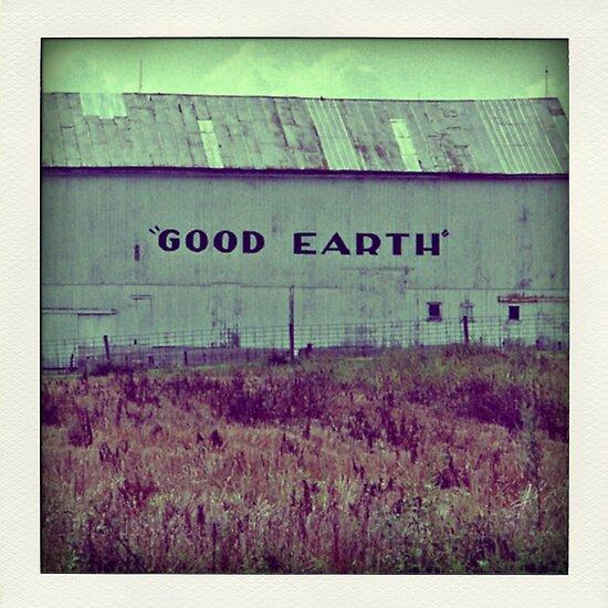 good earth by © Jolie  Buchanan