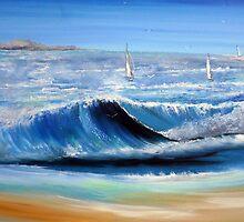 Ocean Spirit by lesleyboretto