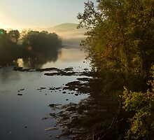 Clinch River Sunrise by Jimmy Phillips