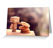 Cookie Danbo? Greeting Card