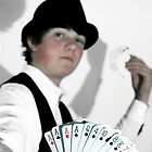 You play the cards you are dealt in life! by Andy  Hall