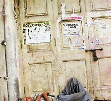 Mumbai streets by UniSoul