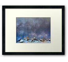 Ice Age Framed Print