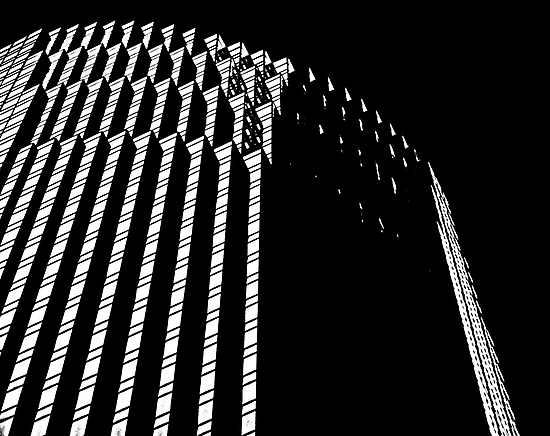 Architectural Abstract  by Buckwhite