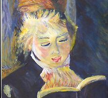 After Renoir - Study in R by Pixie-Atelier