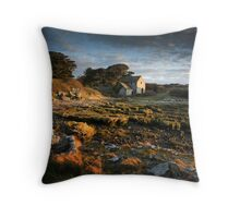 """""""The Old Mill """" Throw Pillow"""
