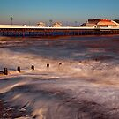 High Tide at Cromer by Norfolkimages