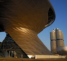 BMW Welt: The Generations by Kasia-D