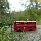 ..Really Little Red Bus by EmilyMead