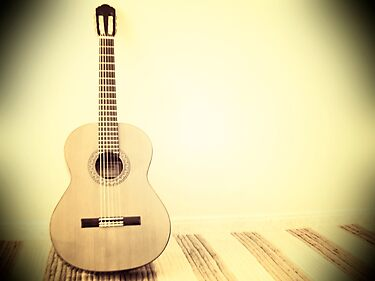 * my guitar * by franzi
