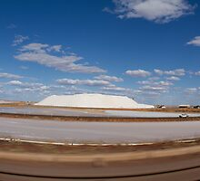 Mountain of Salt by 2rtphotography