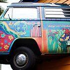 Keep On Truckin.... by RebeccaBlackman