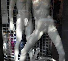 sexy manequins by BOBBYBABE
