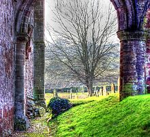Dore Abbey by gvart