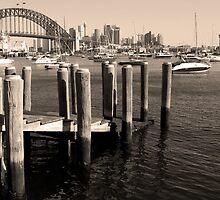 Lavender Bay, Sydney by danjc7