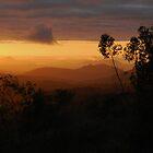 Sunrise over the Vumba Mountains by Nick Hart