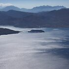 The island of Spinalonga by garish82