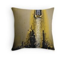 Liftoff!! Throw Pillow