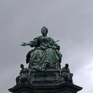 Maria Theresa Monument by Lee d'Entremont